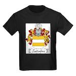 Santandrea_Italian.jpg Kids Dark T-Shirt
