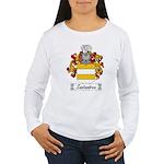 Santandrea_Italian.jpg Women's Long Sleeve T-Shirt