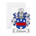 Schiavoni_Italian.jpg Greeting Cards (Pk of 20)