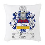 Scuri_Italian.jpg Woven Throw Pillow