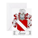 Secco_Italian.jpg Greeting Card