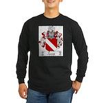 Secco_Italian.jpg Long Sleeve Dark T-Shirt