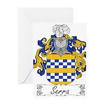 Serra_Italian.jpg Greeting Card