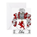 Silva_Italian.jpg Greeting Cards (Pk of 20)