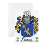 Simeone_Italian.jpg Greeting Cards (Pk of 20)