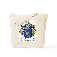 Simeone_Italian.jpg Tote Bag