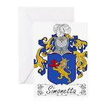 Simonetta_Italian.jpg Greeting Cards (Pk of 20)
