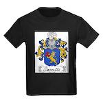 Simonetta_Italian.jpg Kids Dark T-Shirt