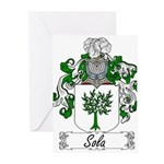 Sola_Italian.jpg Greeting Cards (Pk of 20)