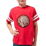 treecircle_red Youth Football Shirt