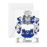 Somma_Italian.jpg Greeting Cards (Pk of 20)