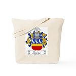 Soprani_Italian.jpg Tote Bag