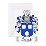 Specchi_Italian.jpg Greeting Cards (Pk of 20)