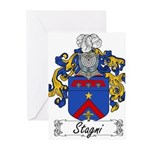 Stagni_Italian.jpg Greeting Cards (Pk of 20)