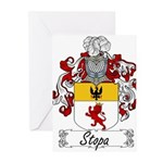Stopa_Italian.jpg Greeting Cards (Pk of 20)
