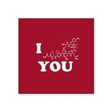 Oxytocin I Love You Sticker