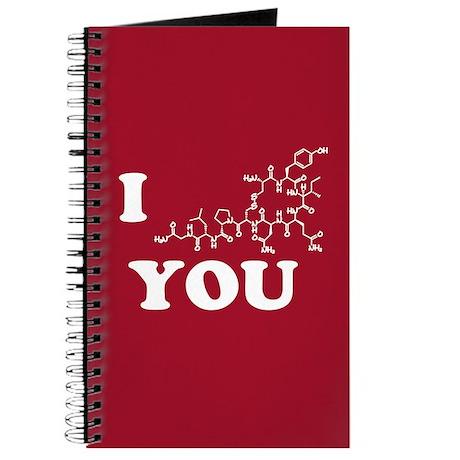 Oxytocin I Love You Journal