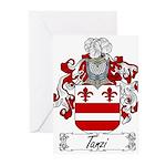 Tanzi_Italian.jpg Greeting Cards (Pk of 20)