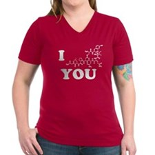 Oxytocin I Love You T-Shirt