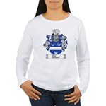 Tolomei Family Crest Women's Long Sleeve T-Shirt