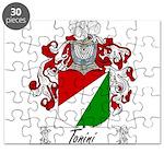 Tonini Coat of Arms Puzzle