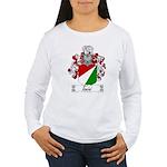Tonini Coat of Arms Women's Long Sleeve T-Shirt