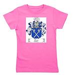 Tonti Coat of Arms Girl's Tee