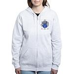 Tonti Coat of Arms Women's Zip Hoodie