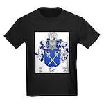 Tonti Coat of Arms Kids Dark T-Shirt
