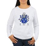 Tonti Coat of Arms Women's Long Sleeve T-Shirt