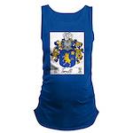 Torelli Coat of Arms Maternity Tank Top
