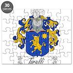Torelli Coat of Arms Puzzle