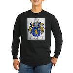 Torelli Coat of Arms Long Sleeve Dark T-Shirt