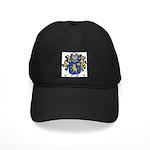 Torelli Coat of Arms Black Cap
