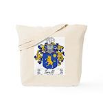 Torelli Coat of Arms Tote Bag