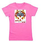 Walker Coat of Arms Girl's Tee