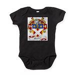 Walker Coat of Arms Baby Bodysuit