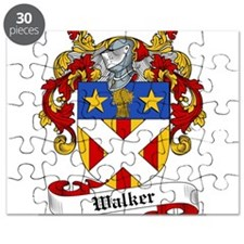 Walker Coat of Arms Puzzle