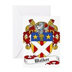 Walker Coat of Arms Greeting Card