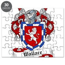 Wallace Coat of Arms Puzzle