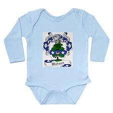 Cute Watson Long Sleeve Infant Bodysuit