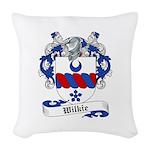 Wilkie-Scottish-9.jpg Woven Throw Pillow