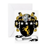 Wilson (Fingach)-Scottish-9.jpg Greeting Card