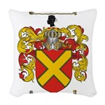 Andrews.jpg Woven Throw Pillow