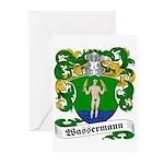 Wassermann_6.jpg Greeting Cards (Pk of 20)