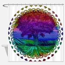 Kundalini Shower Curtain