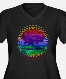 Kundalini Plus Size T-Shirt