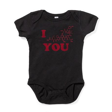 Oxytocin I Love You Baby Bodysuit