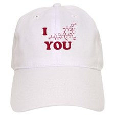 Oxytocin I Love You Baseball Baseball Cap