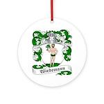 Wiedemann_6.jpg Ornament (Round)